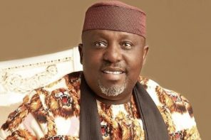 Finally!!! Okorocha sworn in as Senator