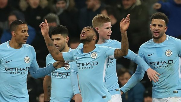 Man City Edge Closer To EPL Title