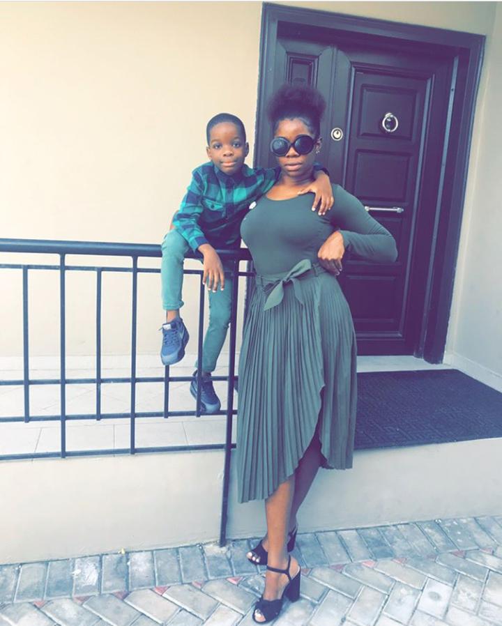 Wizkid's first baby mama Ogudu Shola calls him a toxic