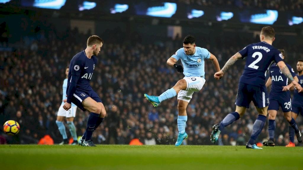 Manchester City striker, Sergio Kun Aguero