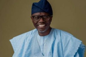 I will remain true - New Lagos governor, Sanwo-Olu