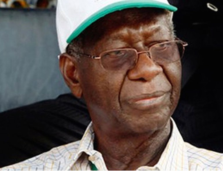 Chief Tony Anenih Is Dead