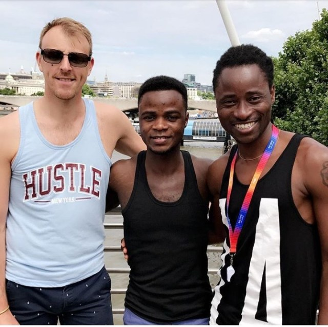 """""""Dear son, your daddies are proud of you"""" – Bisi Alimi declares support for Nigerian guy who recently came out as gay"""