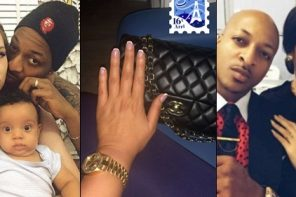 IK Ogbonna's Wife, Flaunts Ringless Finger,Seemingly Confirms Break-up