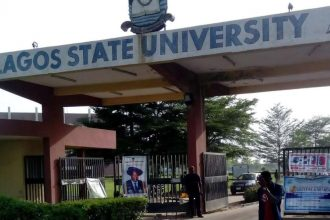 LASU Main gate