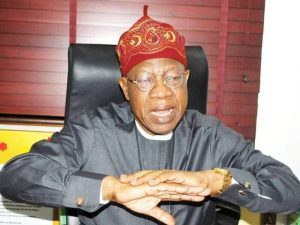 Lai Mohammed to Obasanjo: Boko Haram spread right under your watch