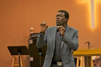 'Stop Paying Tithes And See Real Men of God' – Reno Omokri Advice Christians
