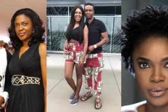 [Video]: Omoni Oboli And Hubby Show Off Amazing Dance-step, Who Do You Think Won???