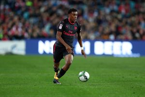 """bd127e7f46b24bccb2d001a2fce756ba 300x200 - Arsenal vs Chelsea: """"Iwobi Deserves Better Than This Arsenal Team"""" – Fans Say After His Wonder Goal"""