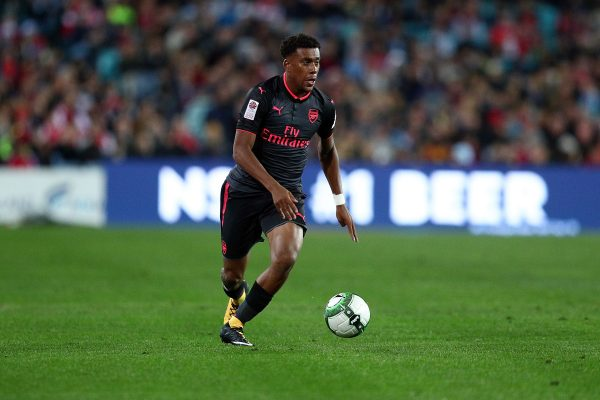 """Arsenal vs Chelsea: """"Iwobi Deserves Better Than This Arsenal Team"""" - Fans Say After His Wonder Goal"""