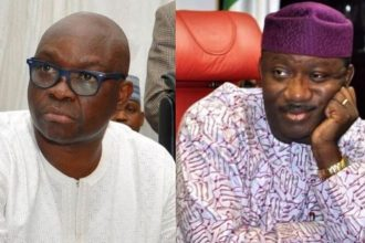 Pay Workers' Salaries, You Were Voted To Do What I Could Not Do: Fayose Replies Fayemi