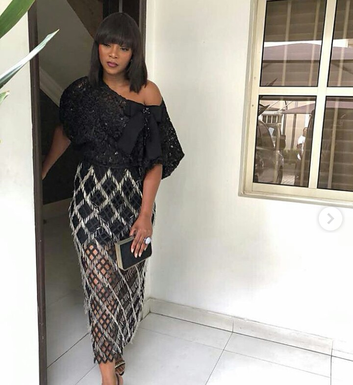 5a1a8881cec1 Genevieve Nnaji Joins Hollywood As She Signs Deal With UTA ...