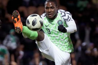 Ighalo Follows Mikel; Retires From National Team