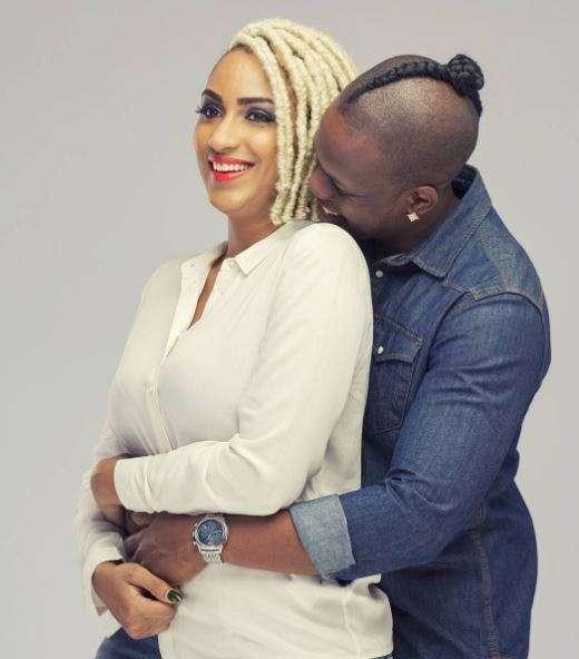 Nigerian Rapper, Iceberg Slim shades ex-girlfriend on social