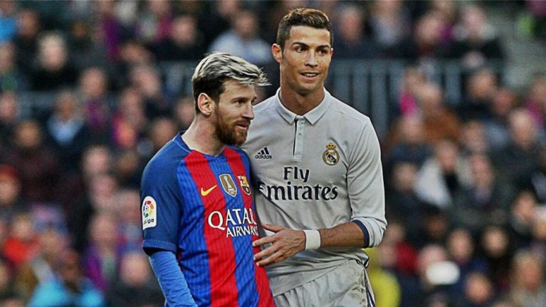 Mikel names his favourite between Ronaldo and Messi