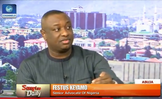Educational qualification not a requirement to become president even in U.S, Germany and France - Keyamo insists
