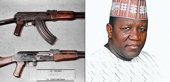 Return One Illegal AK 47, Collect N1m – Zamfara Governor Guarantees