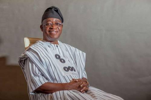 Governor Oyeyola