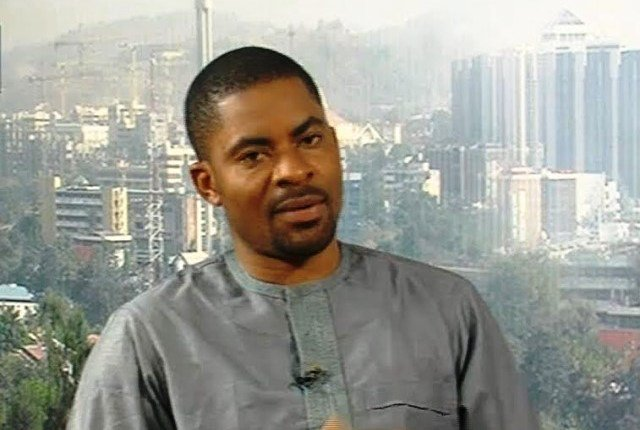 "deji adeyanju and two others thrown into keffi prison - ""Buhari Planning 3rd Term"" – Deji Adeyanju Alleges"