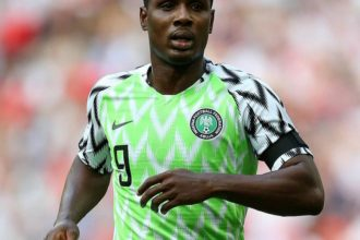 With 35 Games And 16 Goals, Odion Ighalo Retires From Super Eagles