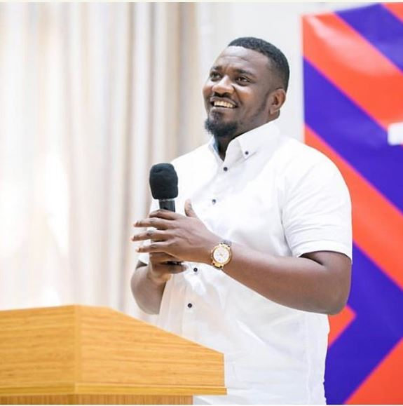 ghanaian actor john dumelo reveals who he pays his tithes to - Your time will come: Someone became CEO at age 25 and died at age 50 while another became CEO at 50 and lived to 90yrs – John Dumelo