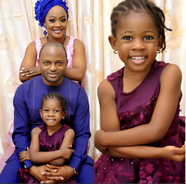 1bde1202b31b2 Helen Paul shares cute family photos with her husband and their kids ...