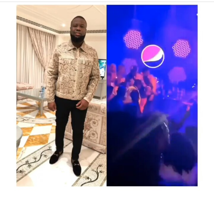 sports shoes ed6ad 41818 Read Full Biography & Net Worth Of Lagos Big Boy 'Hushpuppi'