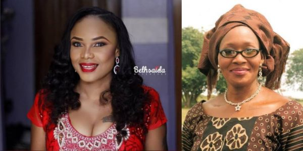 """Don't Enter Ibadan"" – Kemi Olunloyo Warns Nollywood Actress, Iyabo Ojo"