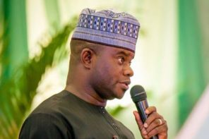 """I am the Governor today and Insha Allah, l will return back as the Governor for another four years"" - Yahaya Bello"