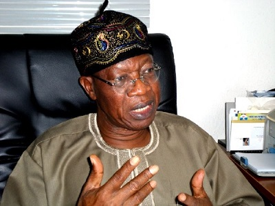 kwara berlin wall broken lai mohammed mocks saraki - Breaking!!! Lai Mohammed to appear before court over N2.5 billion fraud case