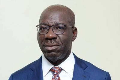 leave my office were in darkness obaseki tells bedc boss - I Have Created 157,000 Jobs In Edo: Governor Obaseki
