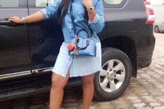 Mercy Aigbe Mocks Troll 'Lamenting' Over House She Posted As Her Own
