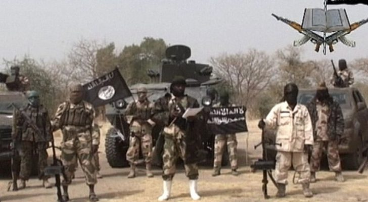 Image result for images of Boko Haram vs Nigerian Army