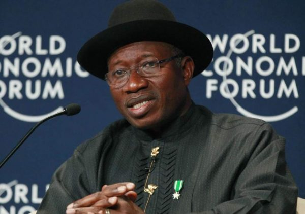 How To Solve Israel, Palestine Conflict —Goodluck Jonathan