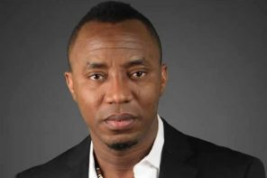 Nigerians react as AAC suspends Sowore over fraud