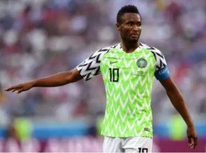 Nigerians debate on Mikel