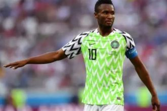 BREAKING: Mikel Obi Retires From Super Eagles
