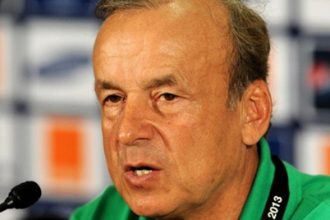 AFCON2019: 'It Was A Wonderful Match' – Gernot Rohr Reacts
