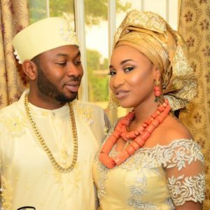 What Tonto Dike Posted After Her Estranged Husband, Olakunle Churchill, Said He Is Not A 40 Seconds Man