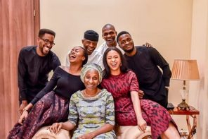 Osinbajo and family