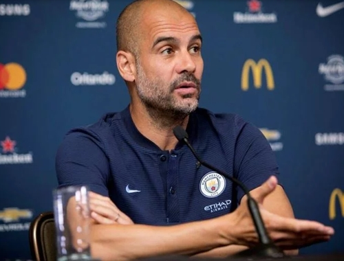 Man City manager Guardiola: It was a process for Liverpool