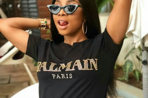 Don't put a timeline on someone else's healing - Toke Makinwa