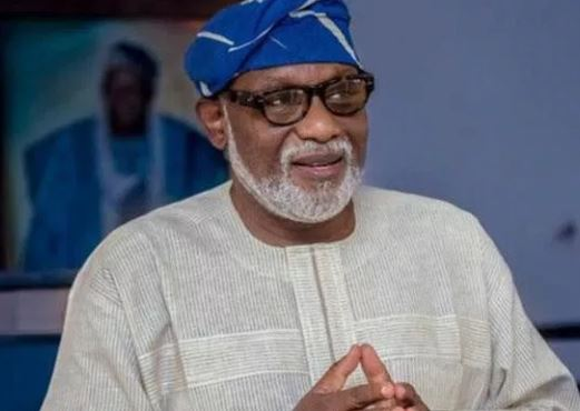 ''This man is clueless'' - Nigerians Slam Ondo State Governor, Rotimi Akeredolu, For Saying Nigeria stands to lose $145bn if we fail to enter marijuana market