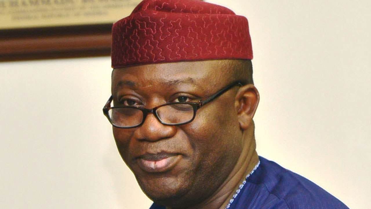 In Areas Where F-SARS Are Effective, We Should Allow Them Work – Fayemi