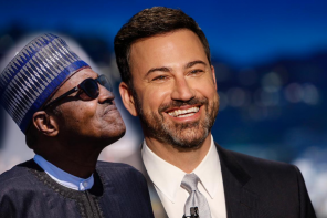Jimmy Kimmel Mocks Buhari