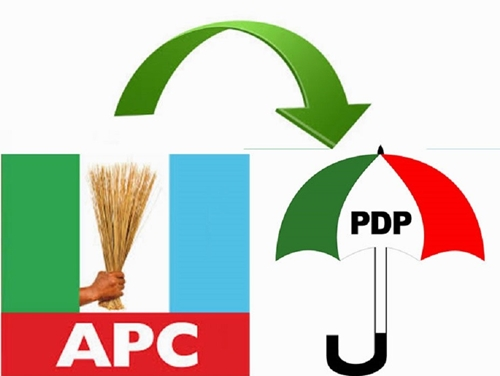ambodes commissioner was pdps mole in our party apc speaks on lawker who dumped apc for pdp - Speakership: APC strikes deal with PDP to support Femi Gbaja