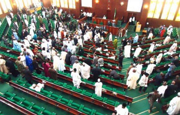 House Of Reps Adjourns Plenary Till Sept. 15