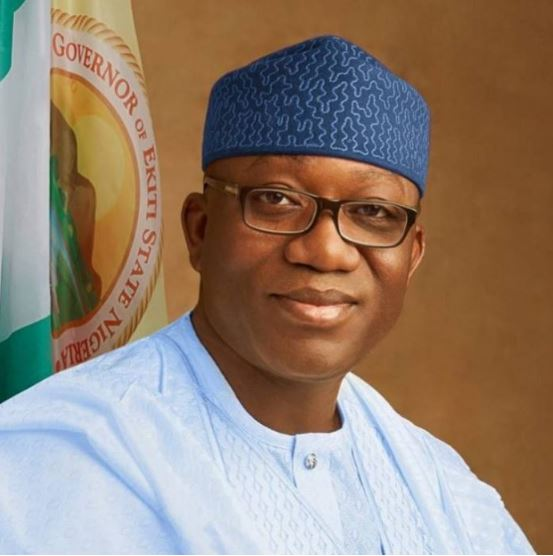 """""""We thought you're educated"""" Nigerians blast Fayemi over proposed airport construction"""