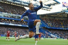Eden Hazard Sets New European League Record