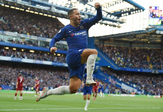 Breaking: Eden Hazard Sets English Record